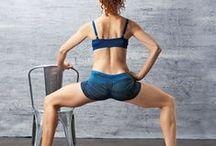 fitness stuff <3 / by Lisa Cordova