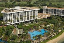 Favorite Places & Spaces / Favorite places at Hyatt Regency Maui Resort and Spa around the island of Maui.