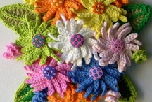 Sew me a rainbow ~ yarn and a hook / pretty flowers, cool projects, and kids stuff galore! / by Pam Peterson