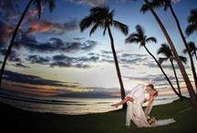 Weddings / Beautiful paradise weddings with ocean views at Hyatt Regency Maui Resort and Spa.