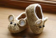Crochet and Knitting - fun stuff