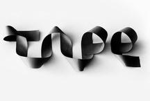 Typography - 3D / by Ninja von Oertzen