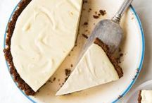 Desserts- Pie and Cake