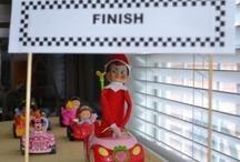 Elf on a Shelf Shenanigans