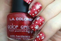 Pretty nails! / Pretty nails and colors! / by Jennifer Vandenbroek