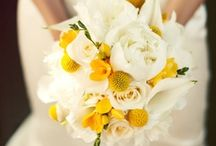 wedding inspiration - bouquets, flowers