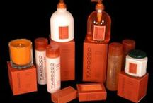 Cali Cosmetics-Tarocco Orange / So Many Fabulous Products for Hands, Face, Body
