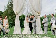 Circular Wedding Ceremony / by Palafox Wharf Waterfront Reception Venue