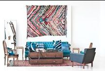 Get the Look: Eclectic in San Francisco / We worked with Volcom to curate a San Francisco inspired setting for the launch of their newest Spring line.    / by PATINA