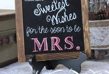 Bridal showers / by Casey MacNeilage
