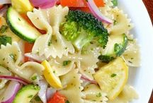 Pass da Pasta / Pasta recipes for all day every day...must add Parmesan! / by Steph Conte