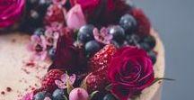 Torten Inspiration - Layer Cakes / Torten und wieder Torten, alles was lecker klingt und bezaubernd aussieht. Hier findet Ihr Anregungen, Ideen und wudnervolle Rezepte. - Layer cakes, everything that is tasty and looks delicious can be found on this board