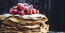 Frühstück - Breakfast without Tiffany / Ob süß oder herzhaft: Frühstück geht immer. Dabei dürfen Waffeln, Pancakes und Co nicht fehlen. - Doesn't matter whether it's sweet or salty: breakfast is delicious. Don't miss waffles, pancakes and co