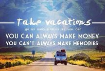 Oh the Places You'll Go / Travel, destinations, vacation ideas / by Ayrianna Blair