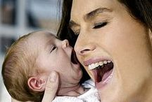 Who's your mommy? / Fabulous famous moms and what they're stylin'.  www.maternityandnursing.com