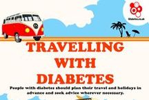Essential items for traveling with diabetes  / What you need to carry supplies, insulin to the office or around the world