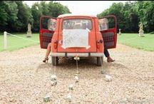‑ R I D E ‑ / wedding old car ©Alex Tome Photography