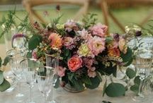 ‑ F L O W E R S ‑ / A selection of pretty bouquet from my bride by ©Alex Tome Photography http://www.alextome.com