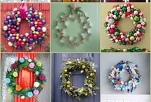 DIY- Wreaths