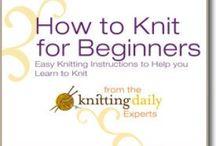 Craft Area- Knit/Crochet