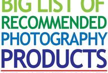 Photography- Equipment info
