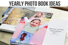 Photography- Books, collages, etc