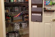Organization- Closets