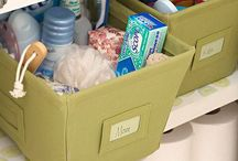 Organization- Bathroom