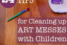 Cleaning- Kids
