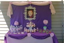 Birthday- Sofia The First Party