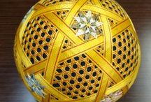 Temari / Japanese folk craft