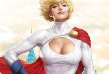Power Girl