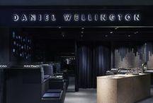 Daniel Wellington / Retail concept for Daniel Wellington, including pop-up, retail stores and exhibition stands.