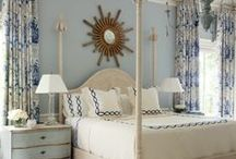 Bedrooms / by Christy Davis