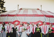 Circus Themed Weddings / by I Do Inspirations