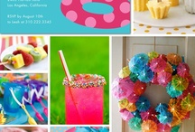 Party Ideas / by Megan Dohn