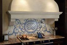 Backsplash / by Christy Davis