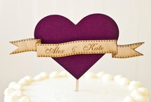 Cake Toppers / by I Do Inspirations
