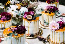 sweets for my sweet / Dessert tables, candy bars, wedding cakes and sweet inspiration