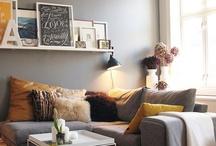 home interiors / Interior design and architecture