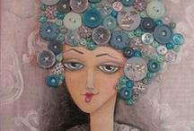 buttons / by Nina Raffaela Ziegler