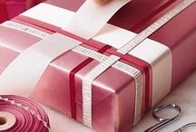 gifts / by Nina Raffaela Ziegler