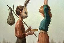 ilustracion / by Eugenia Echevarria