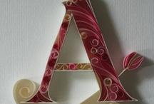 Crafts - Alphabet