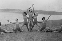 vintage swimsuits... for me / by Sally Young Owens