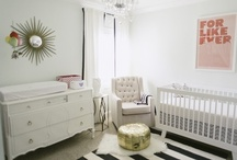 nursery inspirations / by Irene Chang Kwon