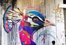 Art / Street art, Art, Inspiration / by Sacramento Public Library