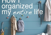 if i could be this organized... / by Sally Young Owens
