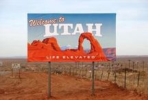 Utah / All things Utah / by Forever Andrea