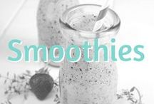 Recipes: Smoothies / Tons of delicious smoothie recipes! Fruit and veggie smoothies, breakfast smoothies, chocolate smoothies...